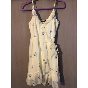 Abercrombie & Fitch floral summer mini dress